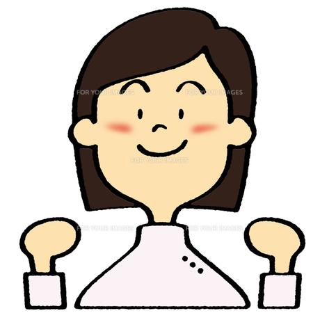 看護師女性の写真素材 [FYI00194153]
