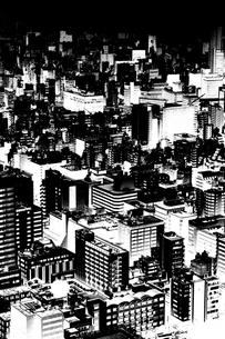 Black cityの素材 [FYI00194366]