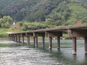 沈下橋の写真素材 [FYI00194409]