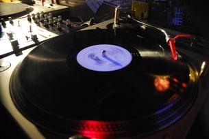 レコードの写真素材 [FYI00194480]