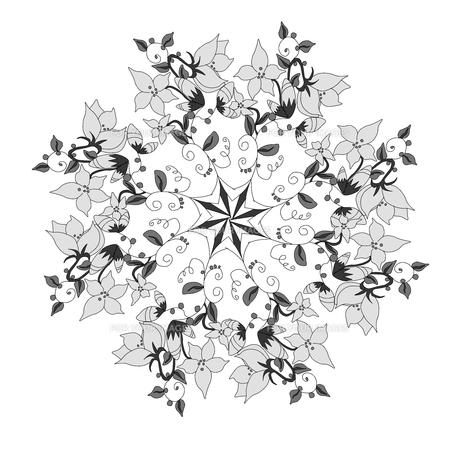 花のレースの写真素材 [FYI00194534]