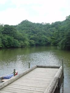 穂高湖3の写真素材 [FYI00194588]