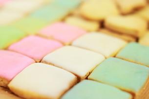 アイシングクッキーの写真素材 [FYI00194814]