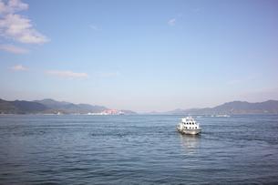 瀬戸内海景色の素材 [FYI00195039]