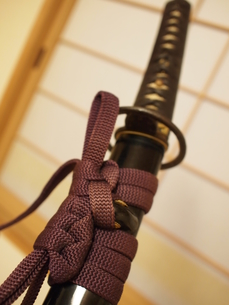 日本刀の写真素材 [FYI00195158]