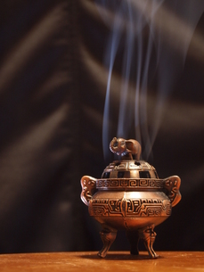 香炉の写真素材 [FYI00195166]