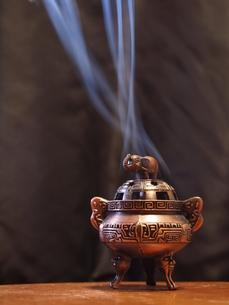 香炉の写真素材 [FYI00195168]