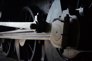 蒸気機関車の素材 [FYI00195341]