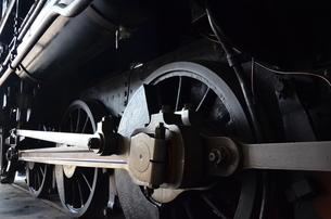 蒸気機関車の素材 [FYI00195354]