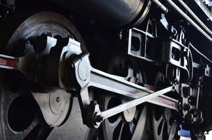 蒸気機関車の素材 [FYI00195366]