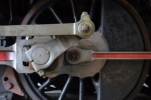 蒸気機関車の素材 [FYI00195369]