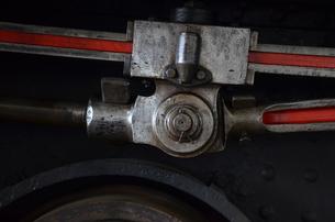 蒸気機関車の素材 [FYI00195374]