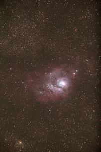 M20 干潟星雲の写真素材 [FYI00195427]