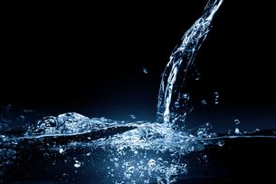 水のイメージの写真素材 [FYI00195640]