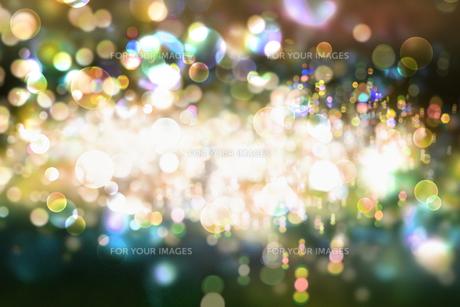 光のCGの写真素材 [FYI00195648]