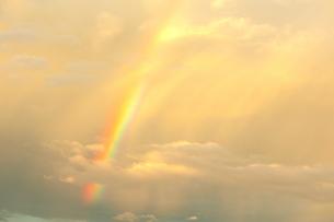虹の梯子の素材 [FYI00195739]