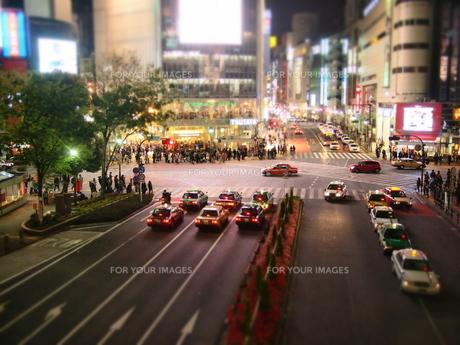 渋谷 Shibuyaの写真素材 [FYI00196910]