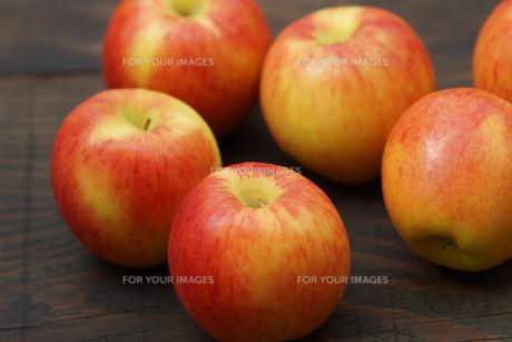 りんごの写真素材 [FYI00197047]