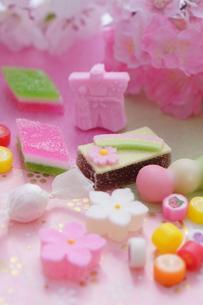 雛菓子の写真素材 [FYI00197134]