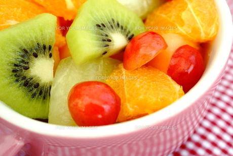 フルーツサラダの素材 [FYI00197296]