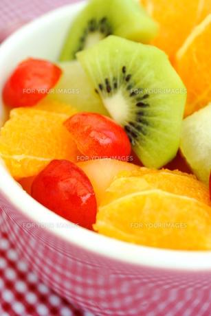 フルーツサラダの素材 [FYI00197307]