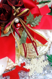 クリスマスベルの写真素材 [FYI00197320]