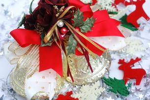 クリスマスベルの写真素材 [FYI00197325]