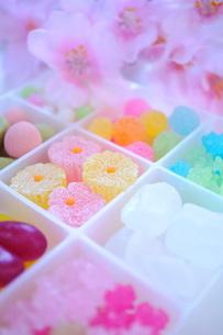 雛菓子の写真素材 [FYI00197417]