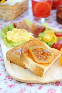 朝食の写真素材 [FYI00197439]