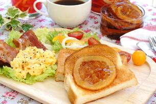 朝食の写真素材 [FYI00197458]