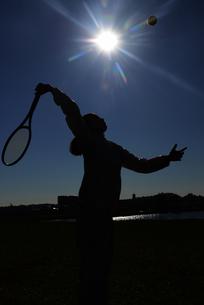 テニスの写真素材 [FYI00197887]