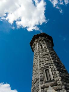 ルーズベルトアイランドの灯台の写真素材 [FYI00198197]