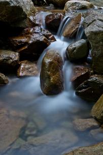水のベール1の写真素材 [FYI00198599]