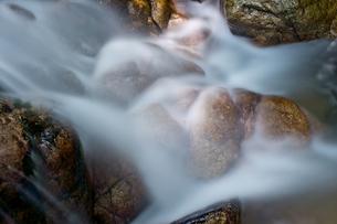 水のベール2の写真素材 [FYI00198607]
