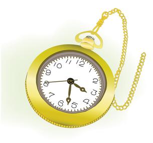 金時計の写真素材 [FYI00198653]