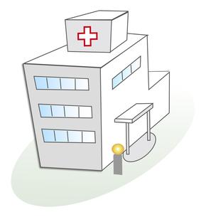 病院の写真素材 [FYI00198685]