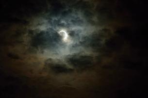 日食の写真素材 [FYI00198861]