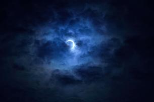 日食の写真素材 [FYI00198874]