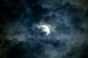日食の写真素材 [FYI00198881]