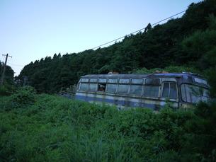 バスの終着地の写真素材 [FYI00199758]