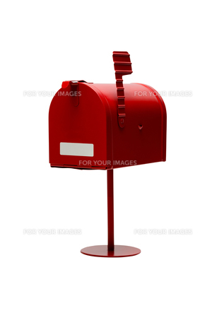 メールボックスの写真素材 [FYI00200254]