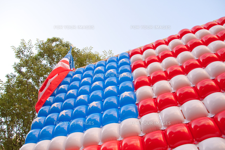 星条旗の写真素材 [FYI00200364]