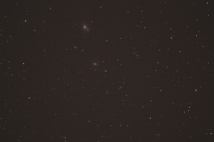 M89周辺部 - 銀河団の写真素材 [FYI00200400]