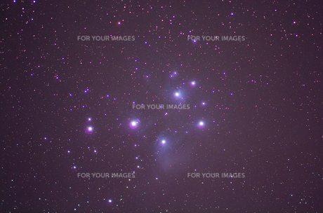 すばる - M45の写真素材 [FYI00200414]