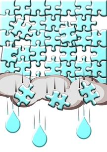 雨の写真素材 [FYI00200448]