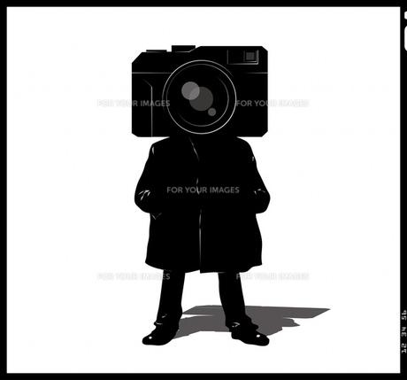 カメラマンの写真素材 [FYI00200580]
