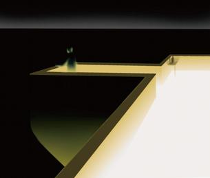 光る屋上の写真素材 [FYI00200630]