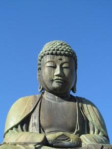 鎌ヶ谷大仏の写真素材 [FYI00200727]