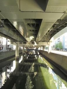 日本橋川の写真素材 [FYI00200840]
