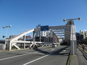 盛岡 開運橋の写真素材 [FYI00200868]